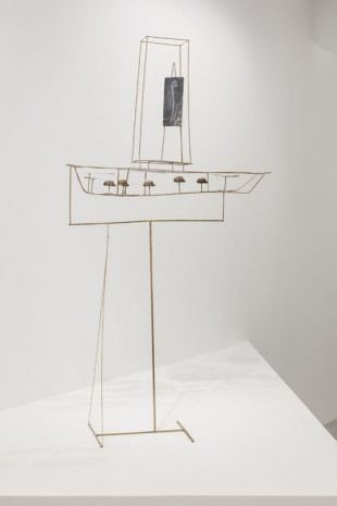 Fausto Melotti, Il viaggio (The Journey), 1961 , Hauser & Wirth
