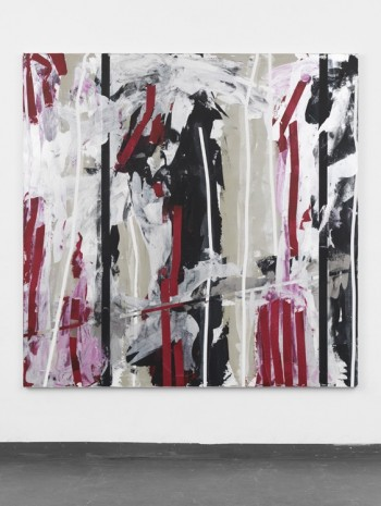 Heimo Zobernig, Untitled, 2013, Simon Lee Gallery