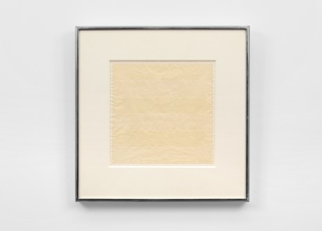 Agnes Martin, Untitled, 1977 , Simon Lee Gallery