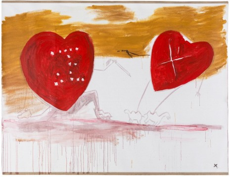 Liao Guohe, Untitled (Heart of
