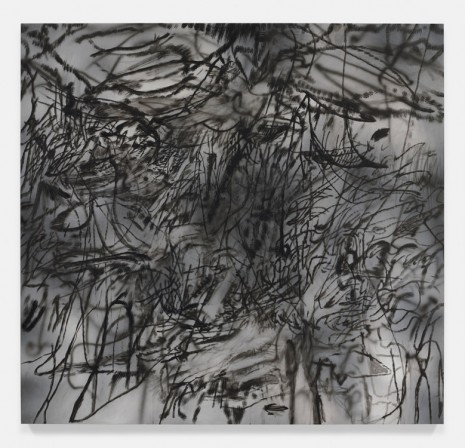 Julie Mehretu, Ghosthymn, 2017, White Cube