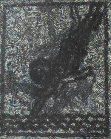 Zhu Xiaohe, A Crow, 2004 , Pearl Lam Galleries