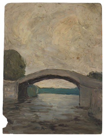 Zhou Maiyou, Bridge, 1970s  , Pearl Lam Galleries