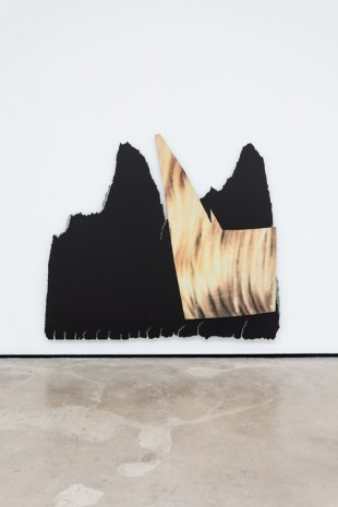 Kim Fisher, Blond / Black Mountains, 2018 , The Modern Institute