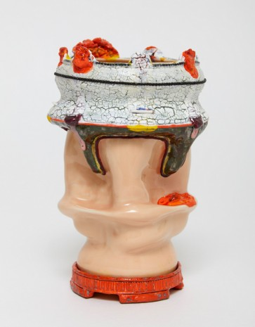 Kathy Butterly, Crown, 2018, James Cohan Gallery