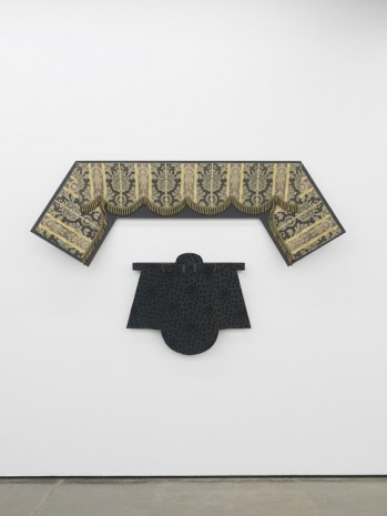 Diane Simpson, Valance and Apron, 2017, Herald St