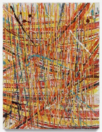 Mark Grotjahn, Untitled (Free Capri 50.37), 2018 , Gagosian