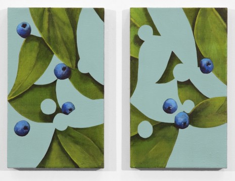 Ryan Mrozowski, Untitled (Pair), 2018, Simon Lee Gallery