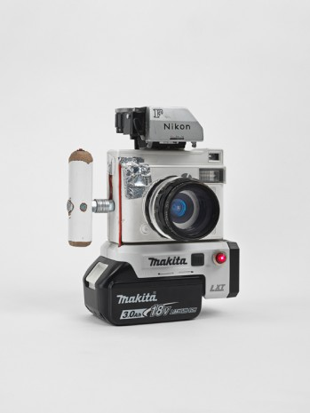 Tom Sachs, Instant Camera, 2018 , Galerie Thaddaeus Ropac