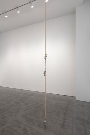 Bill Bollinger, Rope Piece, 1968 , Paula Cooper Gallery