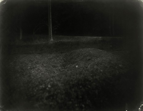 Sally Mann, Battlefields, Antietam (Trenches), 2001 , Gagosian