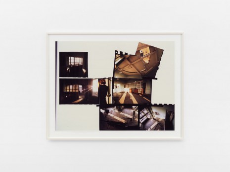 Gordon Matta-Clark, Office Baroque, 1977 , David Zwirner