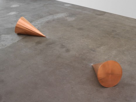 Roni Horn, Pair Object Vis: For Two Locations in One Place, 1988/2007, Hauser & Wirth