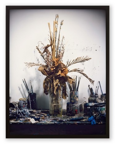 Rodney Graham, Dead Flowers in My Studio, 2009 , Hauser & Wirth