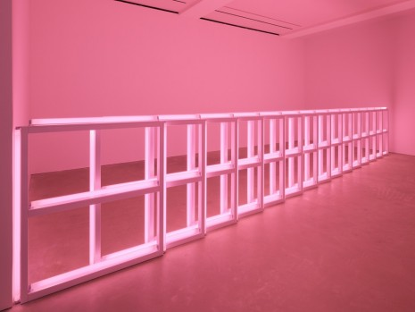 Dan Flavin, untitled, 1974 , David Zwirner