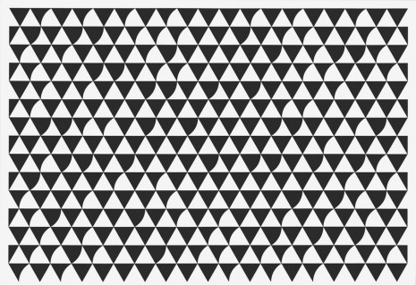 Bridget Riley, Divertimento, 2016 , Sprüth Magers