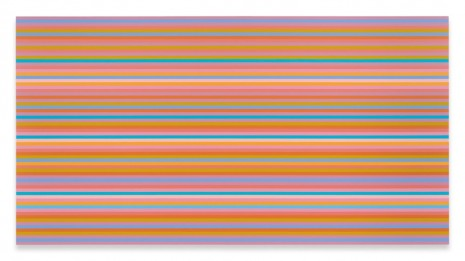 Bridget Riley, Memories of Horizons 3, 2014 , Sprüth Magers