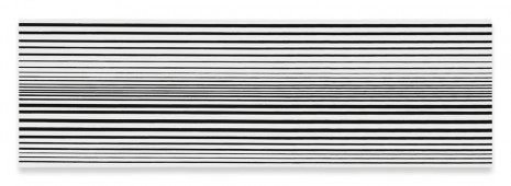 Bridget Riley, Horizontal Vibration, 1961 , Sprüth Magers