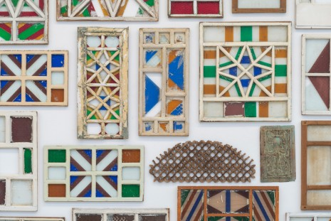 Ahmed Mater, Mecca Windows , 2013-ongoing, Galleria Continua