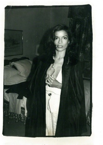 Andy Warhol, Bianca Jagger in a Hotel Room, circa 1979, Hollis Taggart