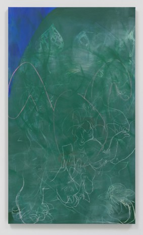 Rita Ackermann, Night Fall, 2018 , Hauser & Wirth