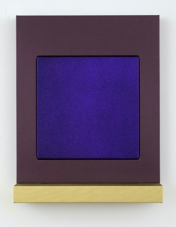 Sylvie Fleury, Private shadow - Camera Obscura, 2018 , Galerie Thaddaeus Ropac