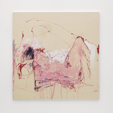 Tracey Emin, It was all too Much, 2018 , White Cube