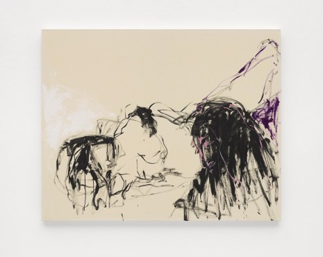 Tracey Emin, You Kept watching me, 2018, White Cube