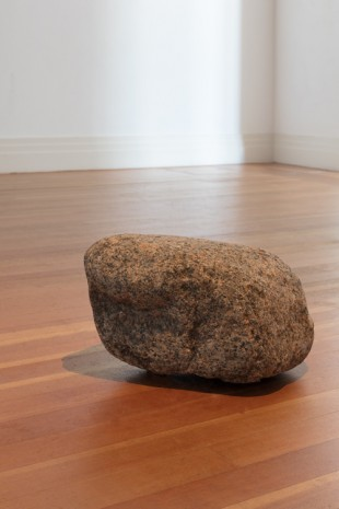 Philippe Parreno, La pierre qui parle (The Speaking Stone), 2018, Metro Pictures