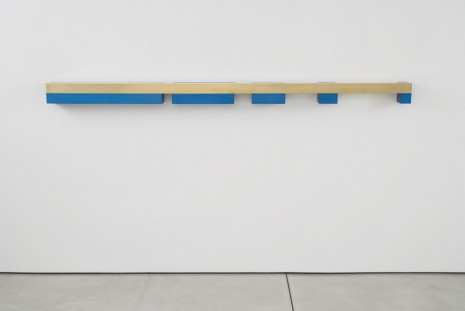 Donald Judd, Untitled (DSS 191), 1969 , Galerie Thaddaeus Ropac