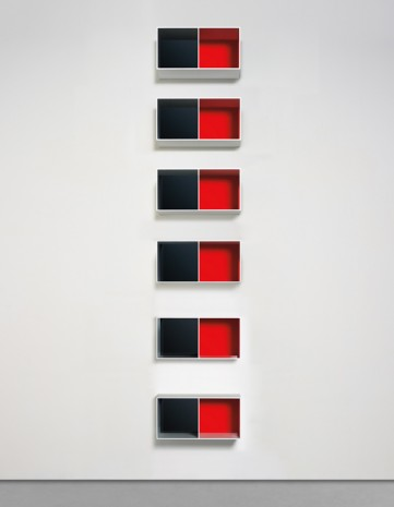 Donald Judd, Untitled, 1988 , Galerie Thaddaeus Ropac