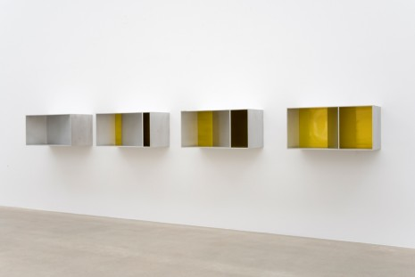 Donald Judd, Untitled, 1986-87 , Galerie Thaddaeus Ropac