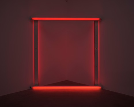 Dan Flavin, Untitled (To Sabine and Holger), 1966-71 , Galerie Thaddaeus Ropac