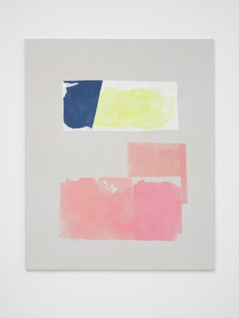 Peter Joseph, Dark Blue, Lemon and Pink, 2017