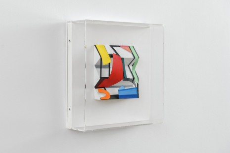 Tom Wesselmann, Maquette for Three Step, 2002, Almine Rech