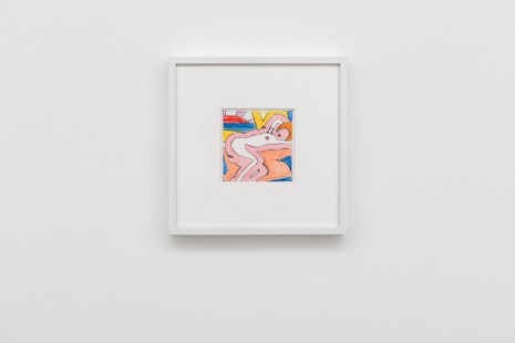 Tom Wesselmann, Study for 3-D Nude, 2002, Almine Rech