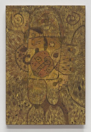 Lee Mullican, Specter on New Sun, 1949 , James Cohan Gallery