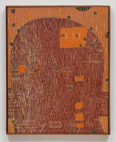 Lee Mullican, Kachina, 1959 , James Cohan Gallery