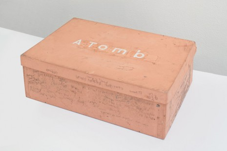 Simon Evans™, a tomb, 2017, James Cohan Gallery