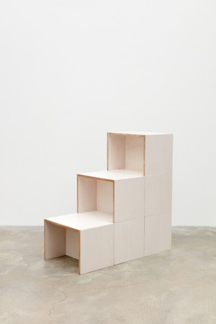 Mateo López, Bench (Variations with 6), 2018 , Casey Kaplan