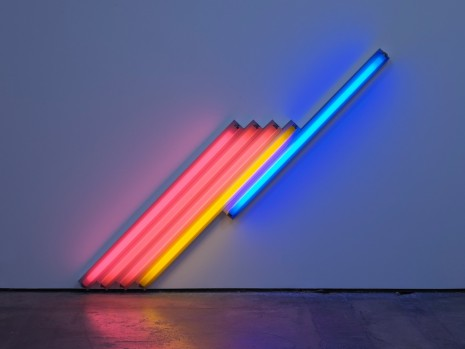Dan Flavin, Untitled (for Frederika and Ian) 3, 1987 , Cardi Gallery