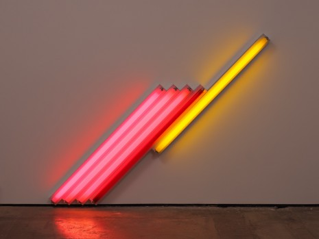 Dan Flavin, Untitled (for Frederika and Ian) 2, 1987 , Cardi Gallery