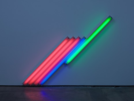 Dan Flavin, Untitled (for Frederika and Ian) 4, 1987 , Cardi Gallery