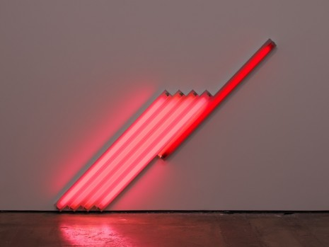 Dan Flavin, Untitled (for Frederika and Ian) 1, 1987 , Cardi Gallery