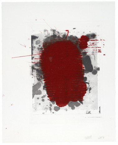 Christopher Wool, Untitled, 2014, Luhring Augustine