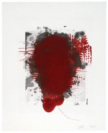 Christopher Wool, Untitled, 2014   , Luhring Augustine