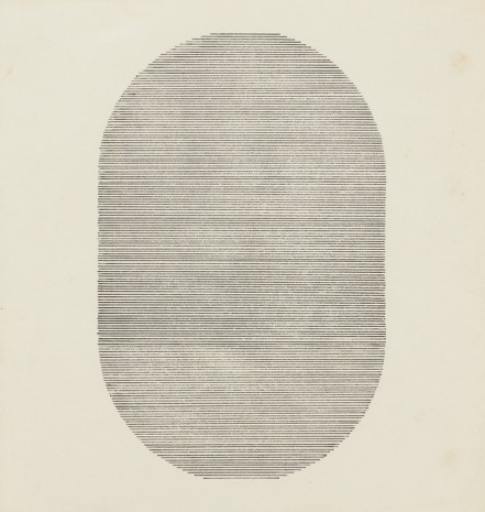 Agnes Martin, Untitled, 1963 , Galerie Buchholz