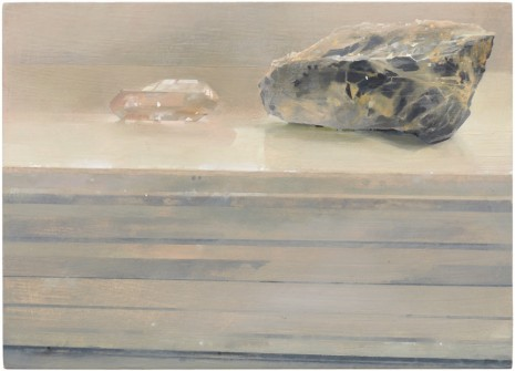 Alice Valenti, Rocks on the Windowsill, 2017 , Galerie Buchholz