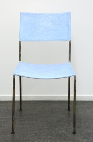 Franz West, Artist Chair, 2011 , Tim Van Laere Gallery