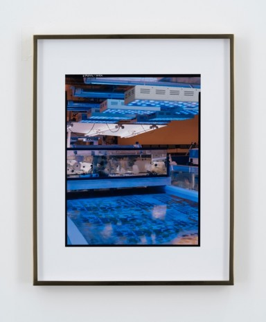 Elad Lassry, Untitled (Facility A), 2018, 303 Gallery